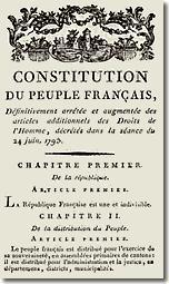 Constitution 1793