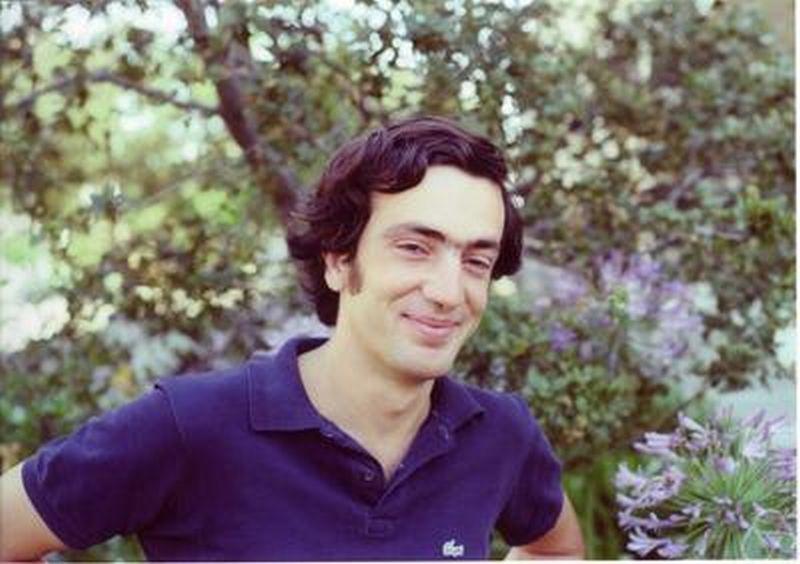 Maurizio Cornalba, Berkeley 1975