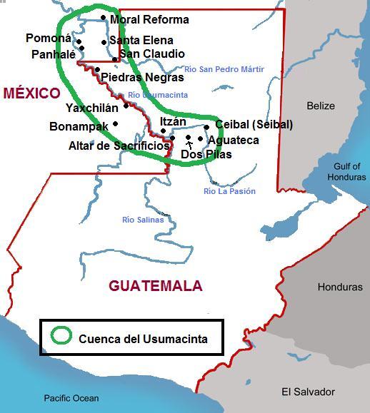 Cuenca del usumacinta wikipedia la enciclopedia libre for Donde se encuentra el marmol