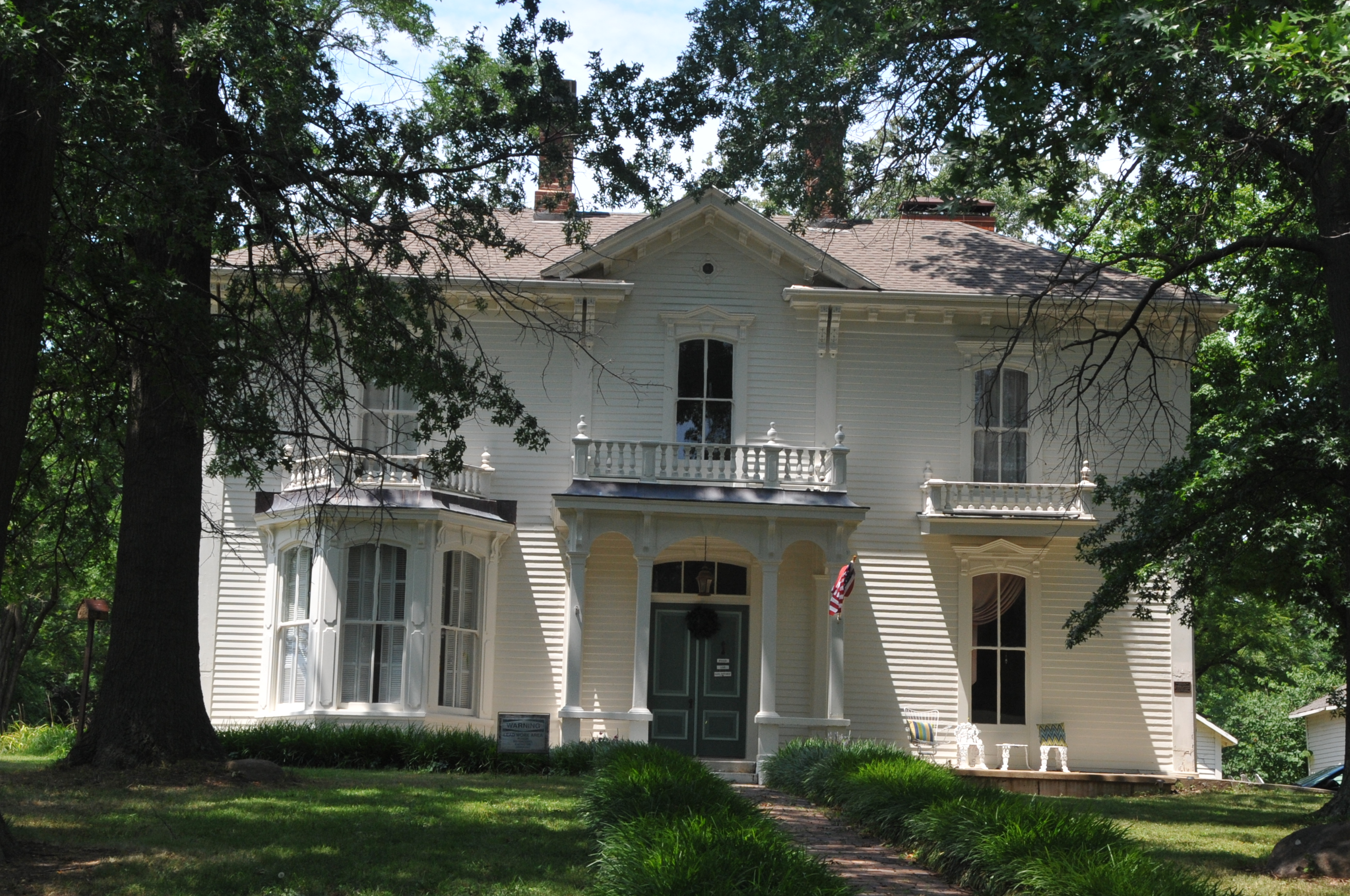 Creepy Houses in Missouri That Could Be Haunted
