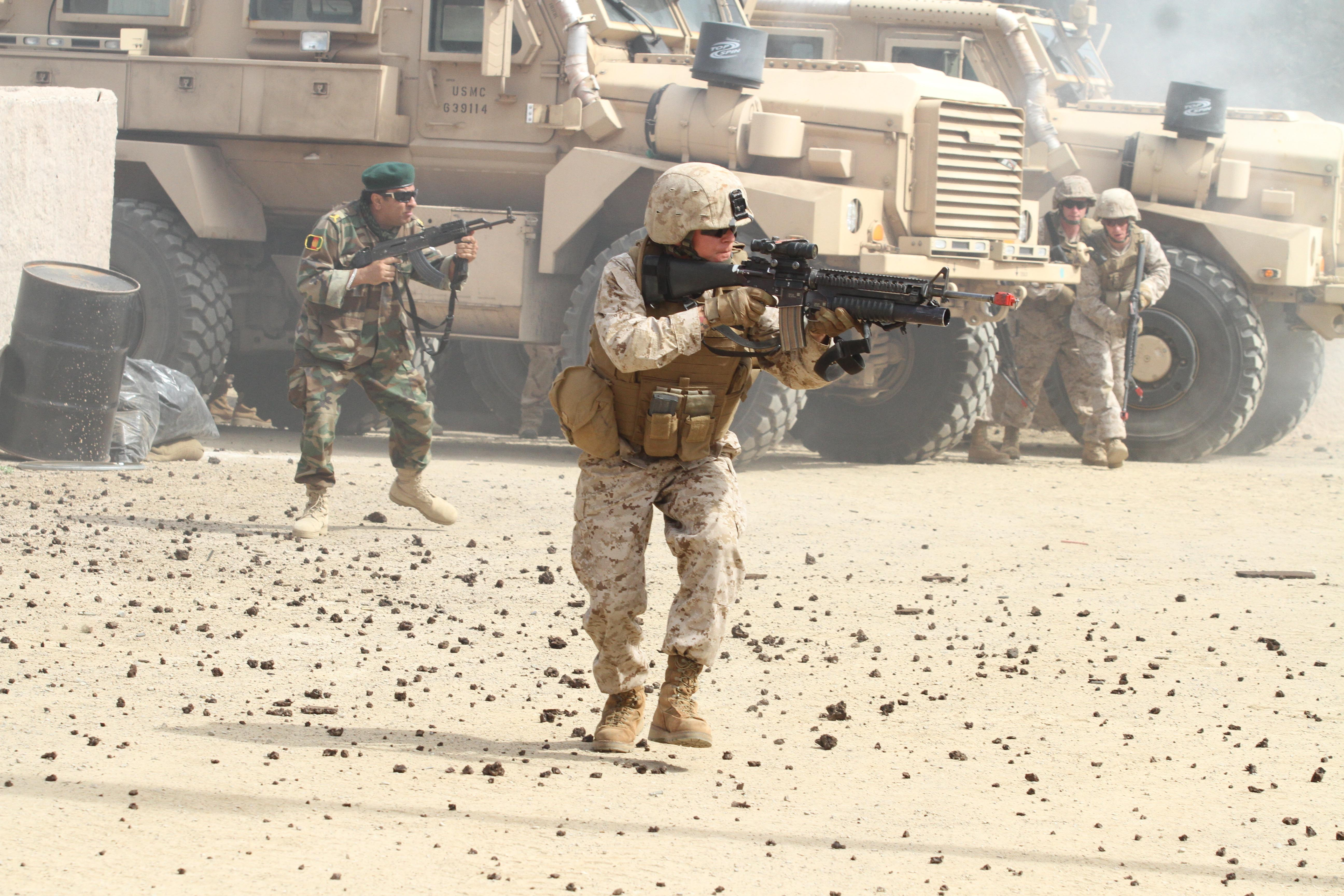Image Gallery marine infantry