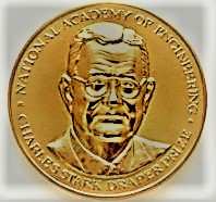 "Charles Stark Draper Prize one of three prizes that constitute the ""Nobel Prizes of Engineering"
