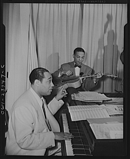 Duke Ellington - Joe Williams - Here's To Veterans