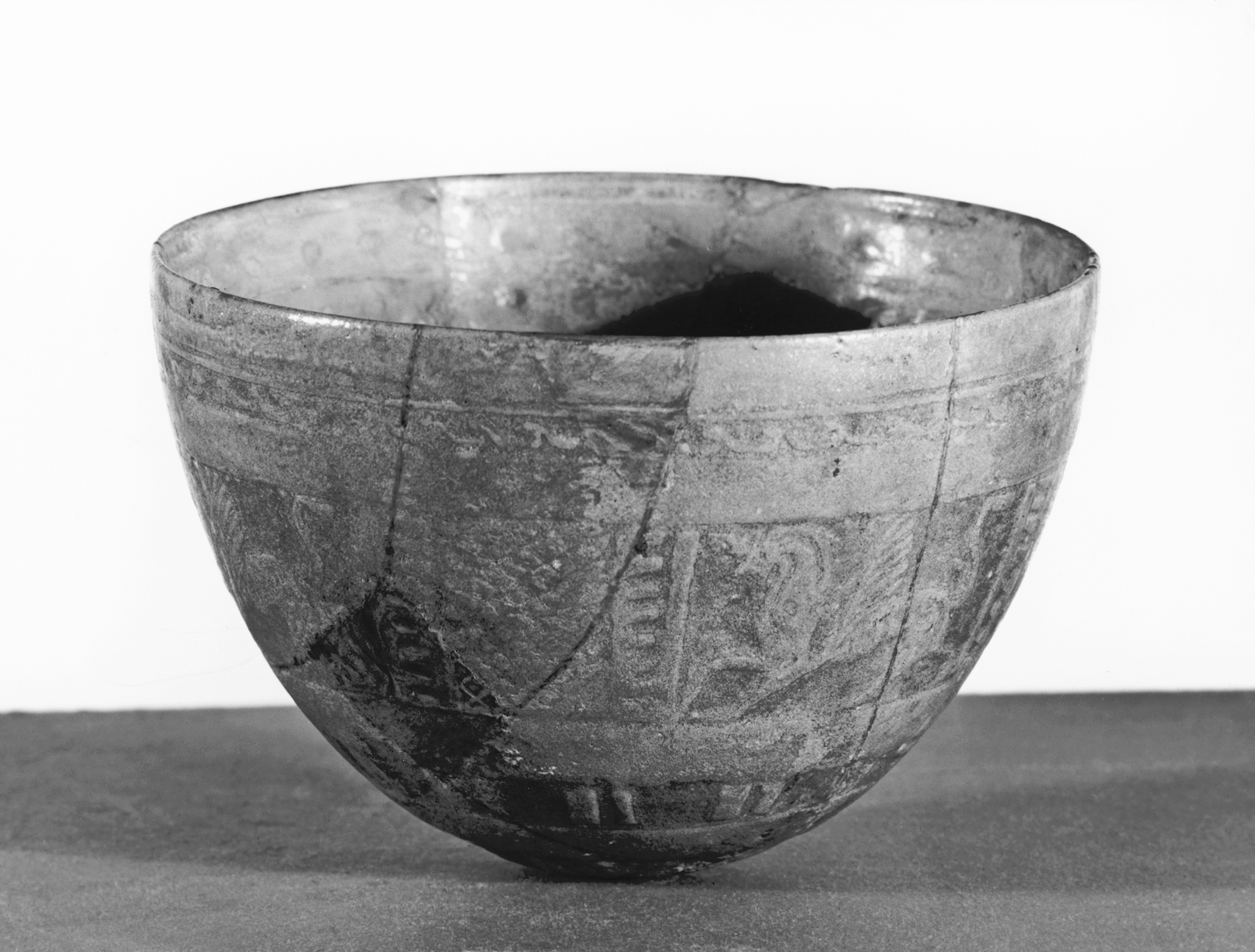 from the collection of alex g malloy former dealer in |Egyption Bowls