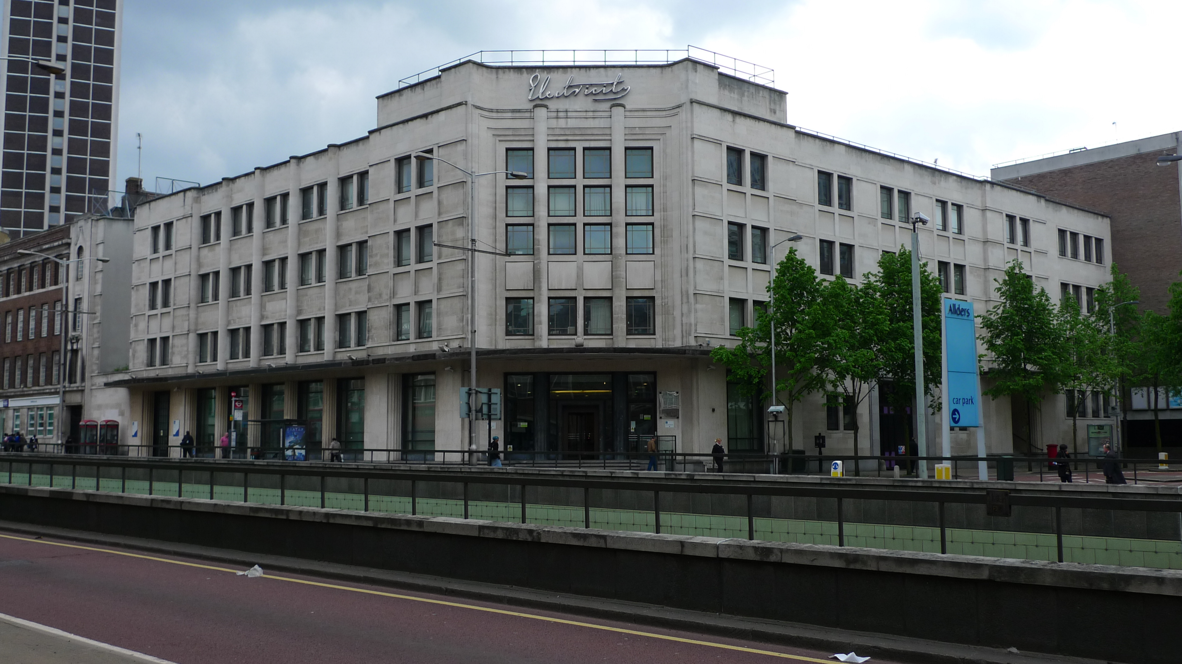 Home Office Building In Croydon