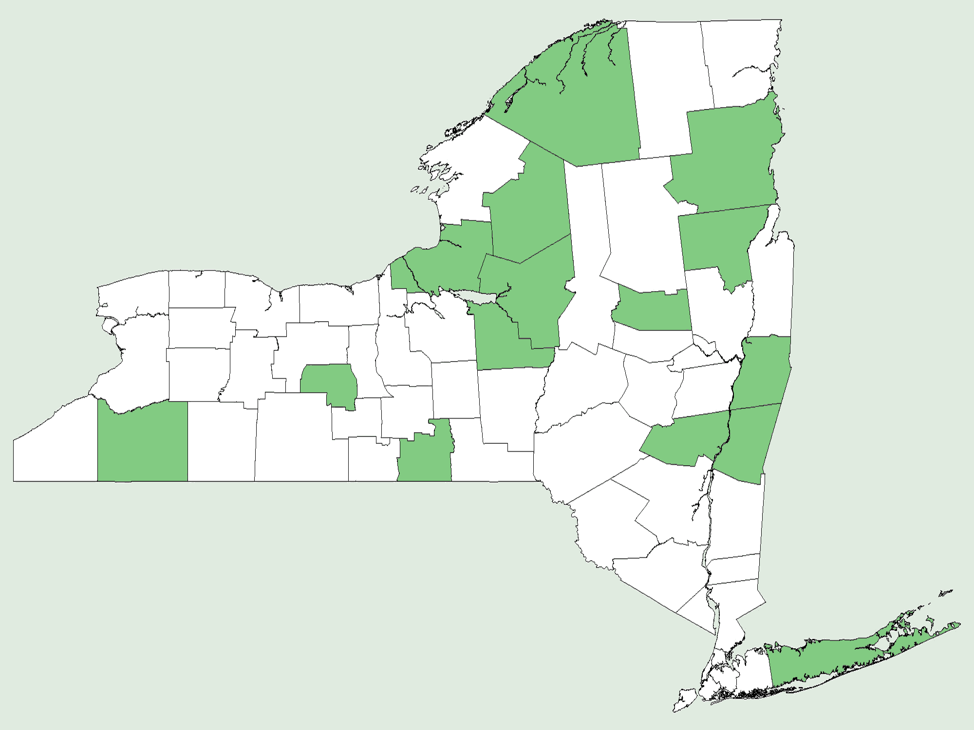 Pa Natural Resources List