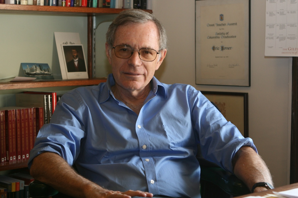 an analysis of eric foner and his writings An analysis of eric foner and his writings 800 words 2 pages a history of the bloodiest civil war in the united states of america 804 words 2 pages.