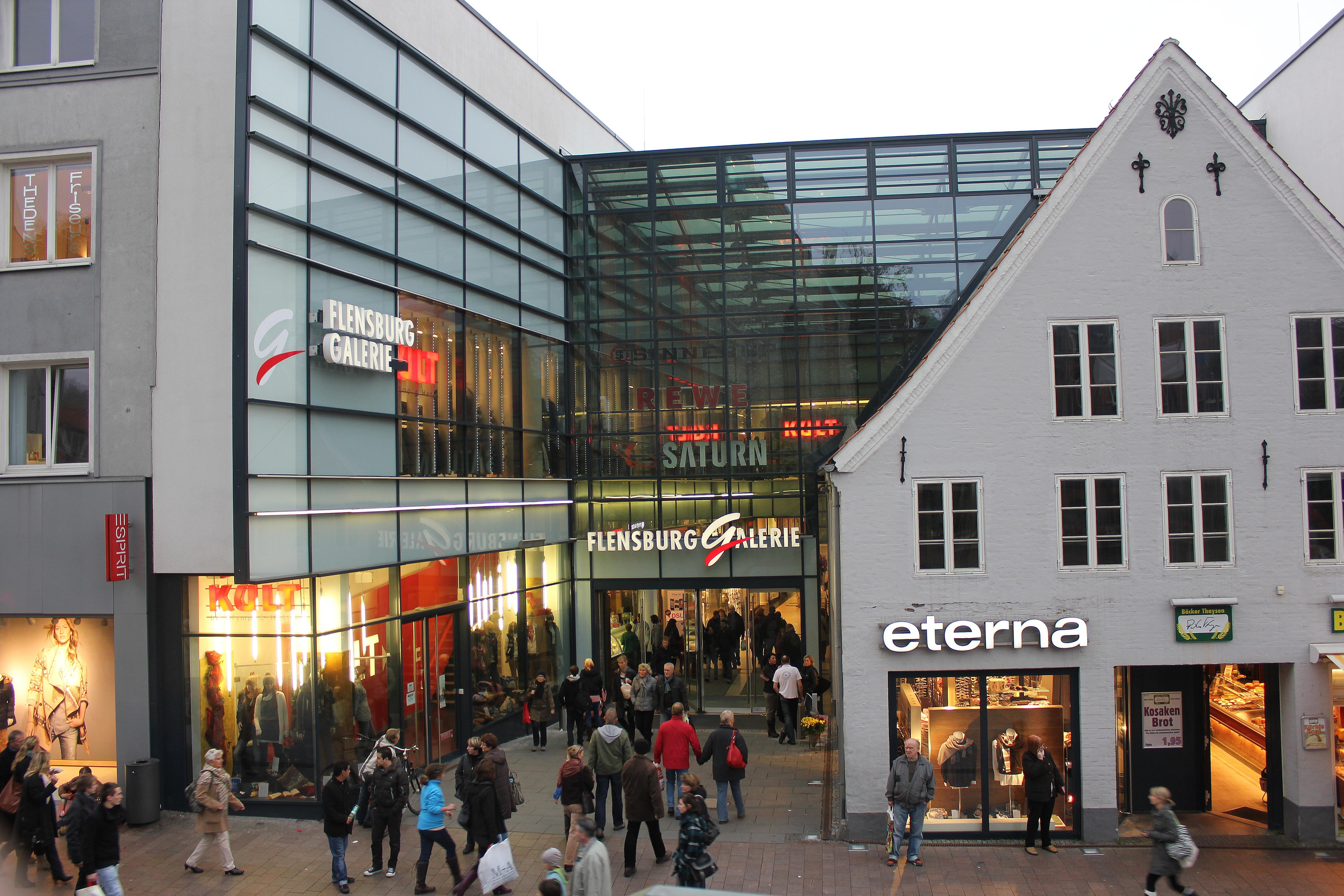 In deinem Alter in Flensburg