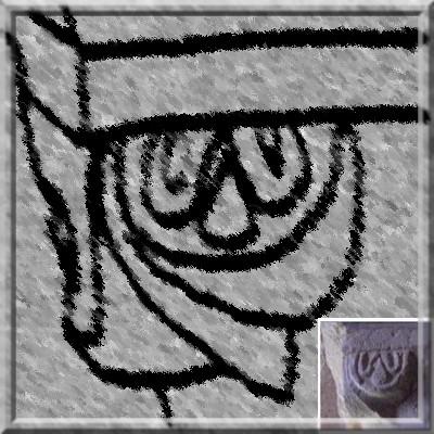 Fichier Fleur De Lys Symbole De La Vierge Eglise De Saint Germain