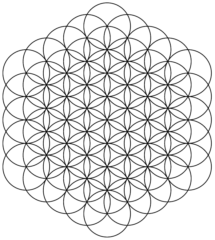 file flower of life wikimedia commons. Black Bedroom Furniture Sets. Home Design Ideas