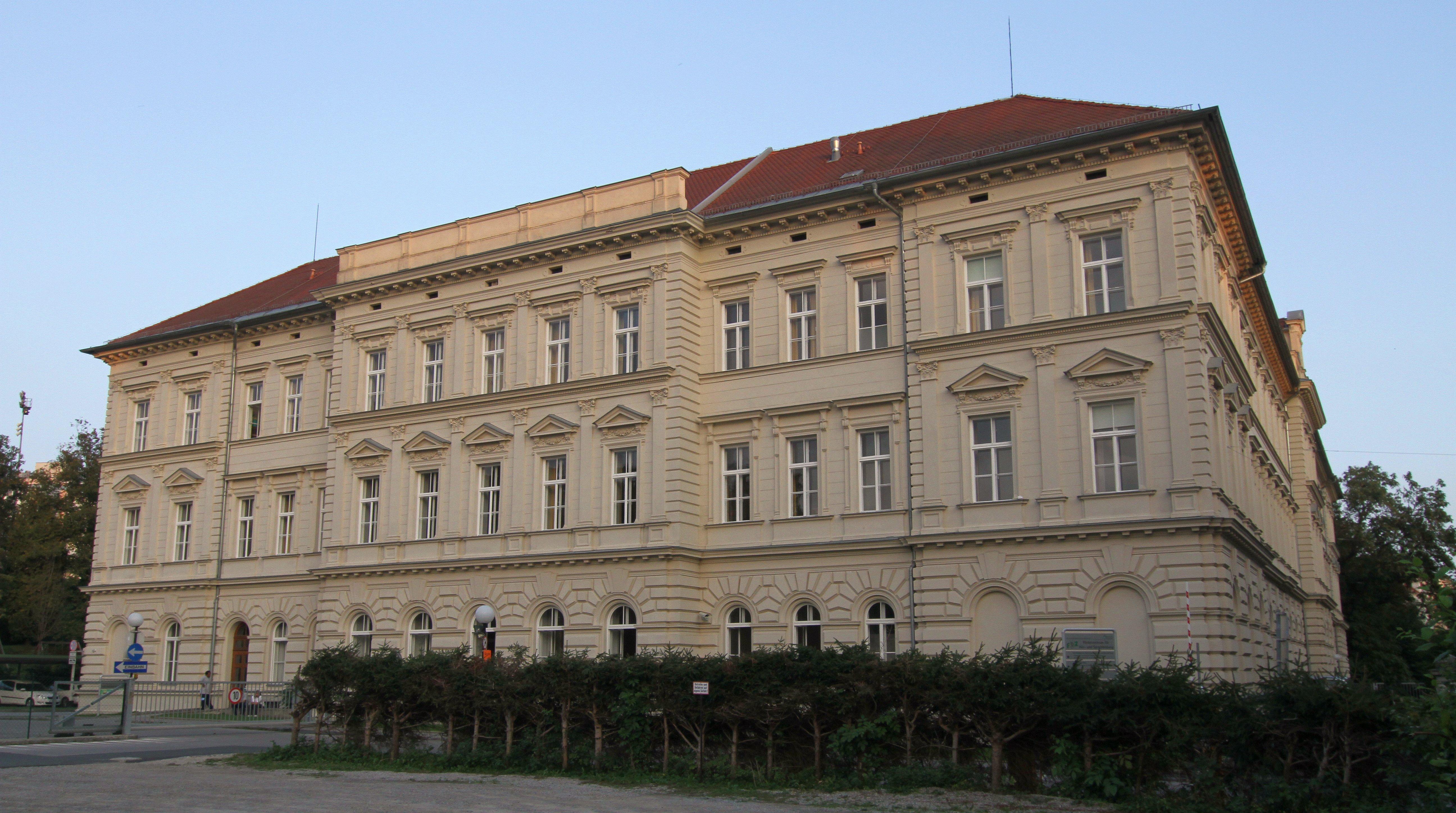 Enkelt leilighet Graz Geidorf
