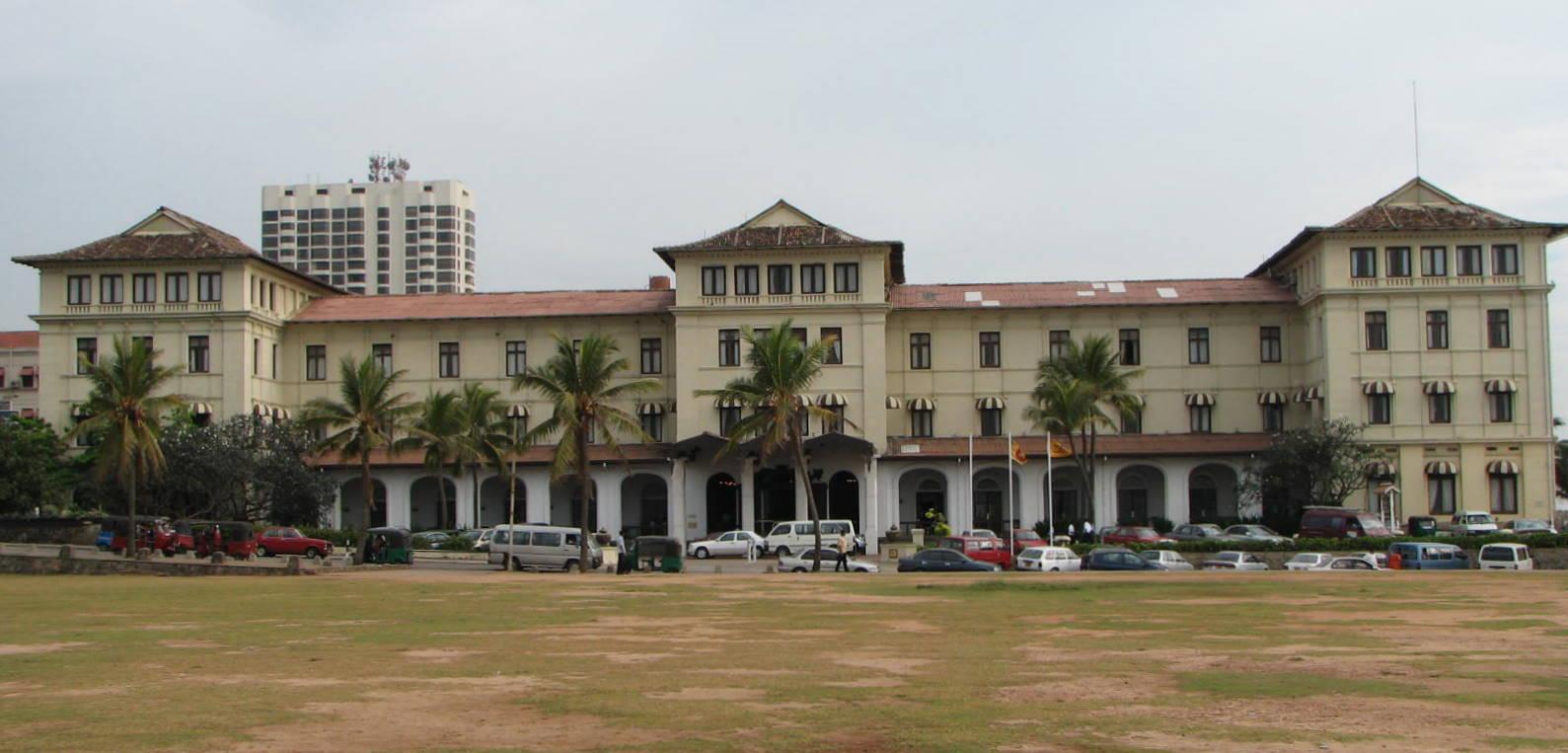 Hotel In Sri Lanka Colombo  Star
