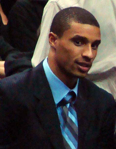Spurs player George Hill naked pictures!! Sen1989