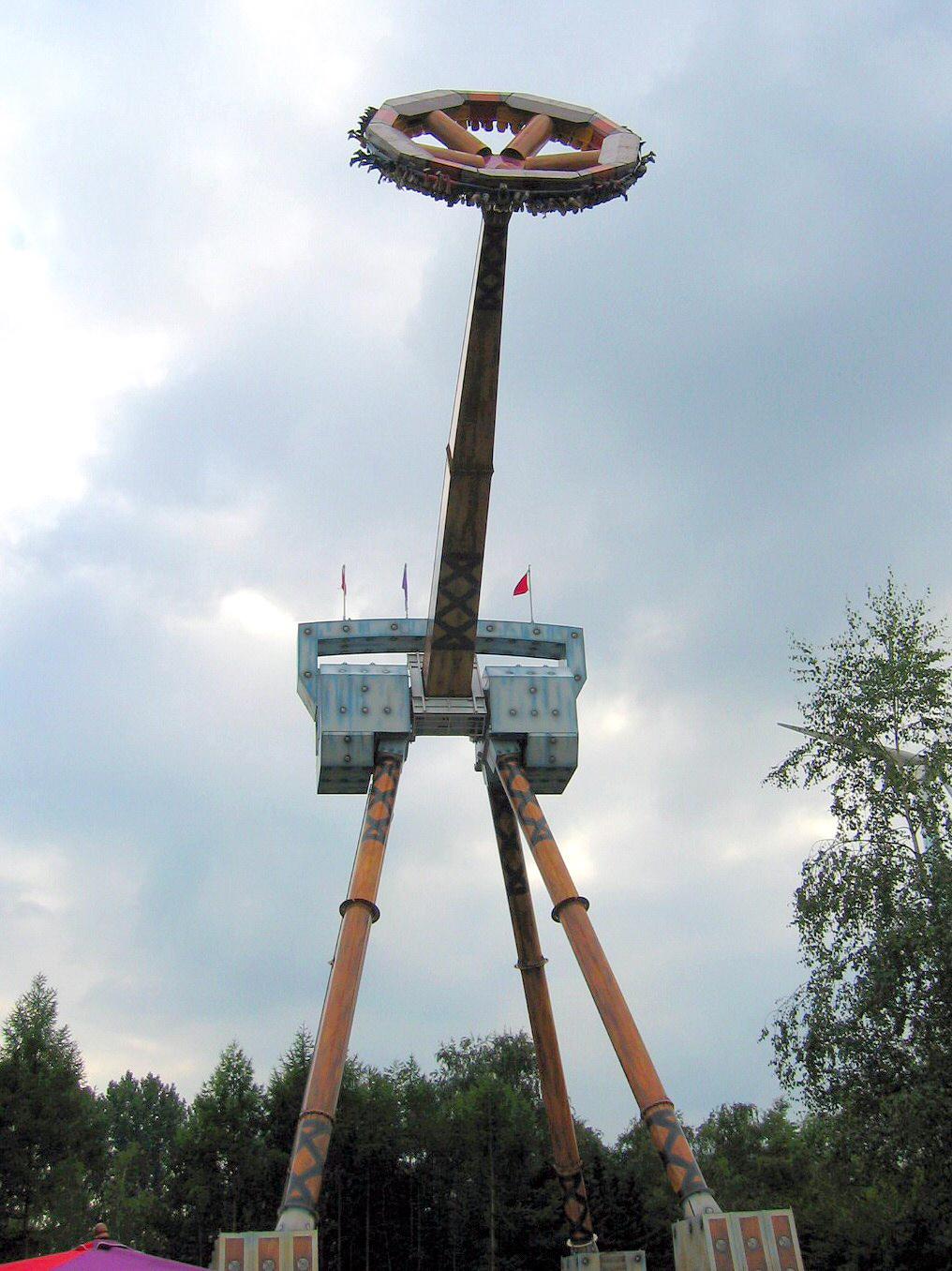 Plopsaland Vs Bobbejaanland Giantfrisbee