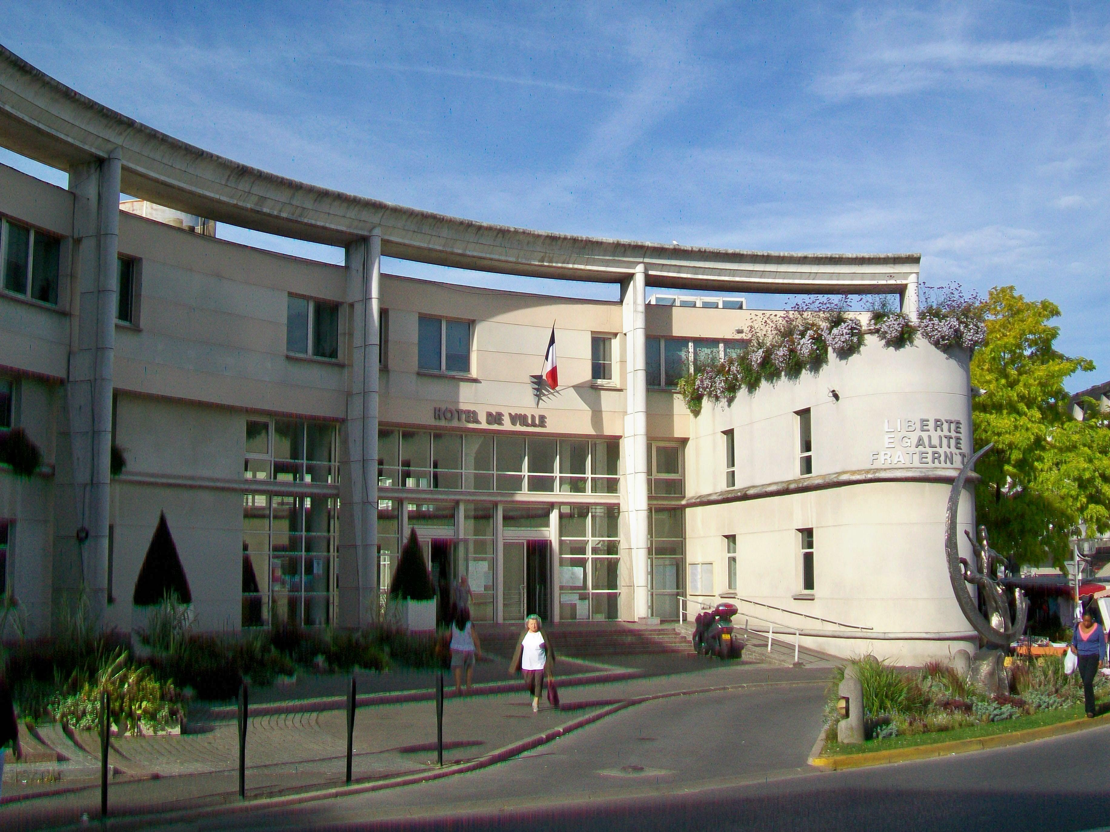 H Ef Bf Bdtel De Ville Saint Paul
