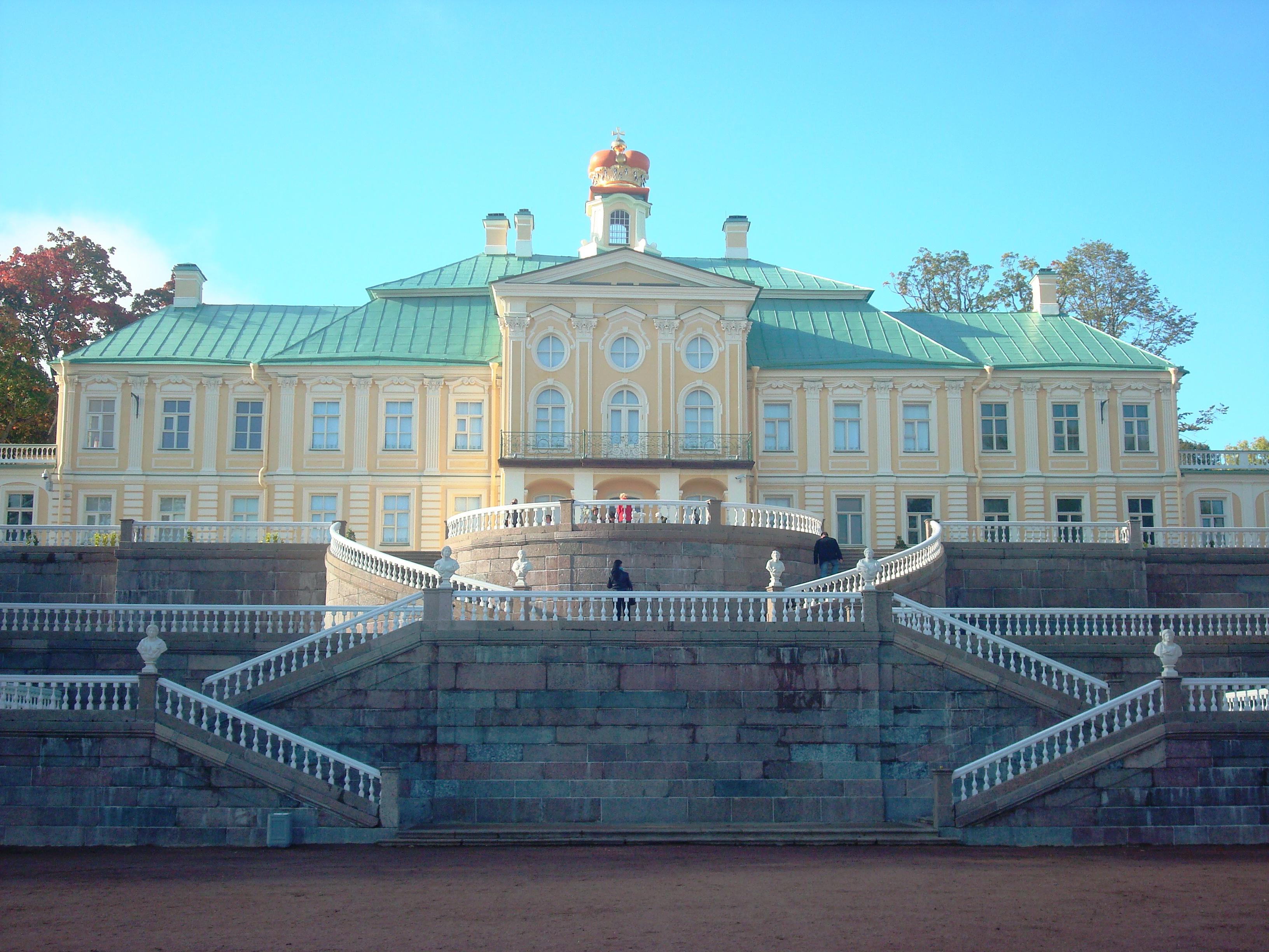 Oranienbaumin Palatsi Wikipedia