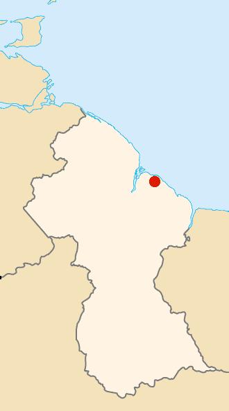Guyana (Georgetown)