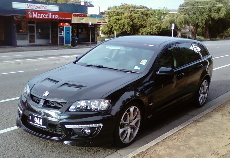 Image result for holden commodore HSV wagon