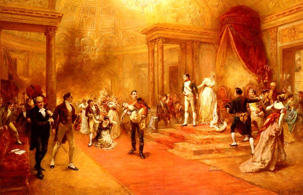 Хиллингфорд - Катастрофа на Балу, устроенном австрийским посольством в Париже, 1810.jpg
