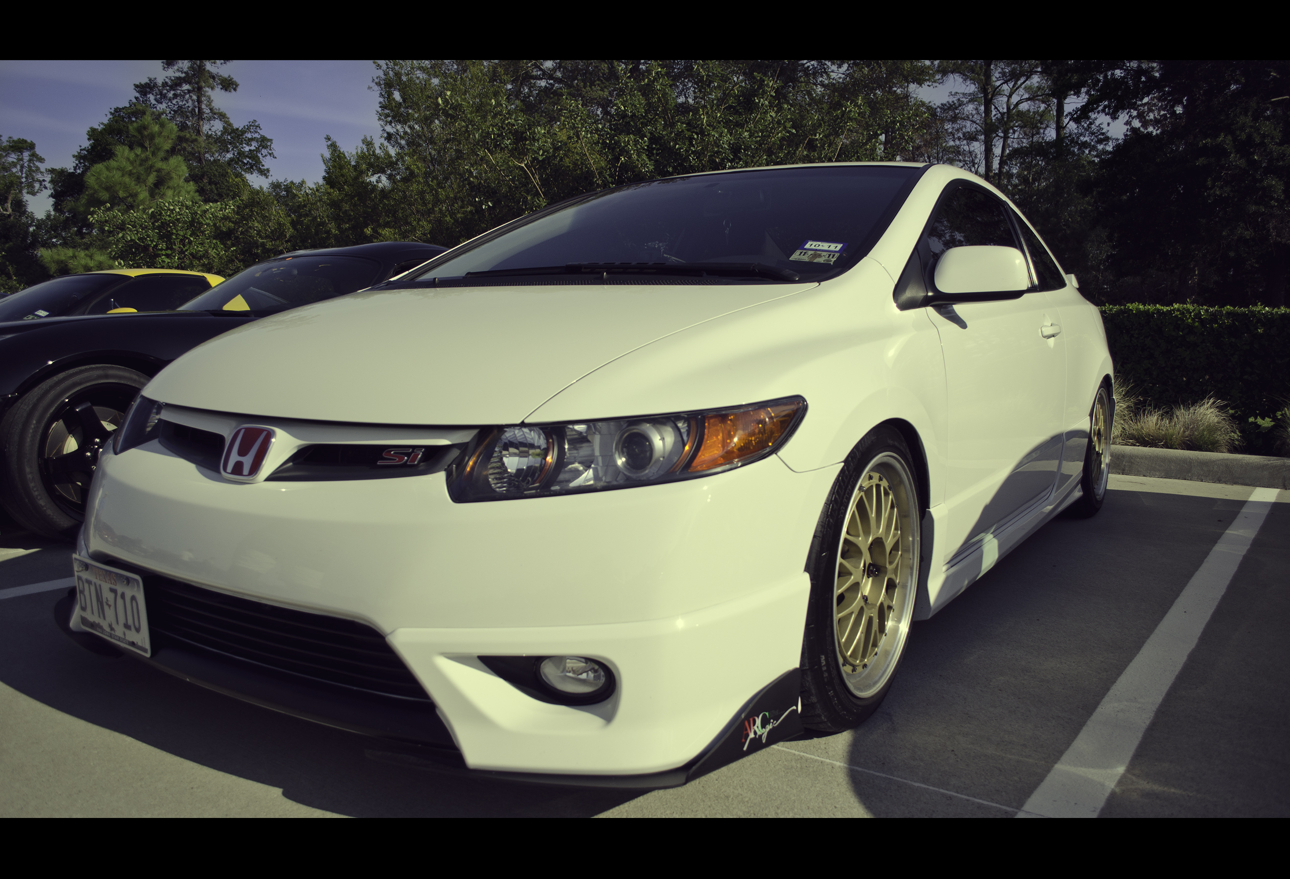 Houston Honda Civic Hatchback Sports Touring In Stock