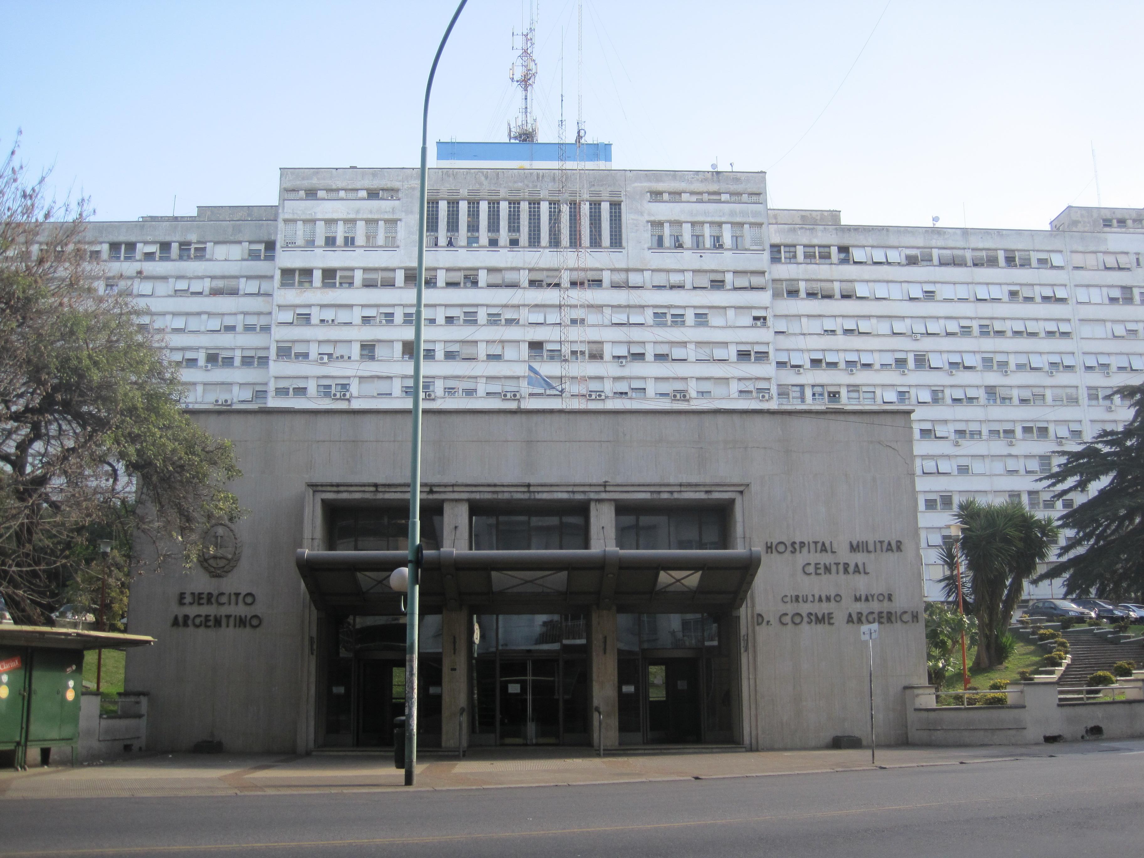 Hospital Central Militar Logo File:hospital Militar Central