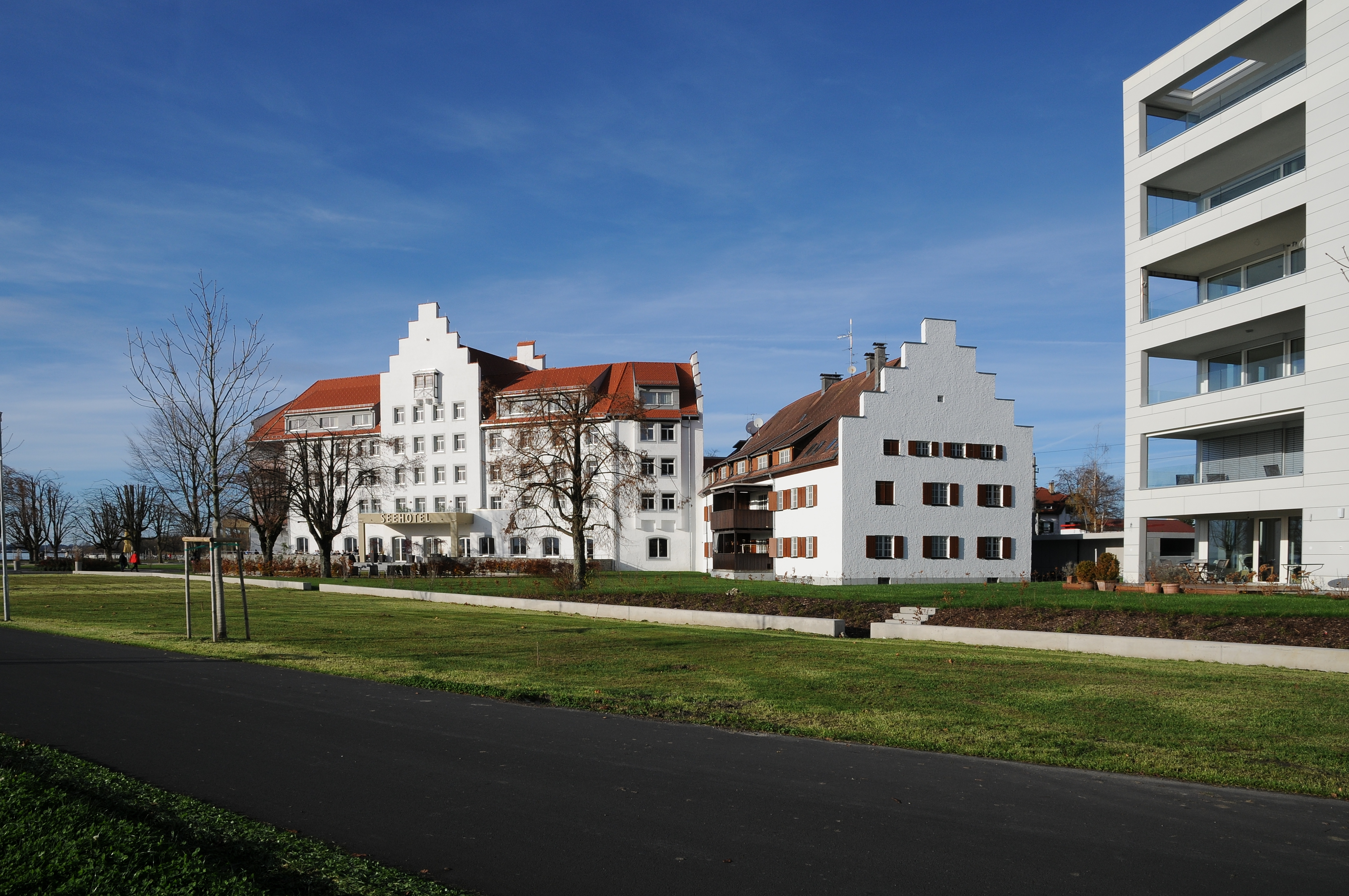 Lochau-Parken mit Komfort - WinsauerWohnbau