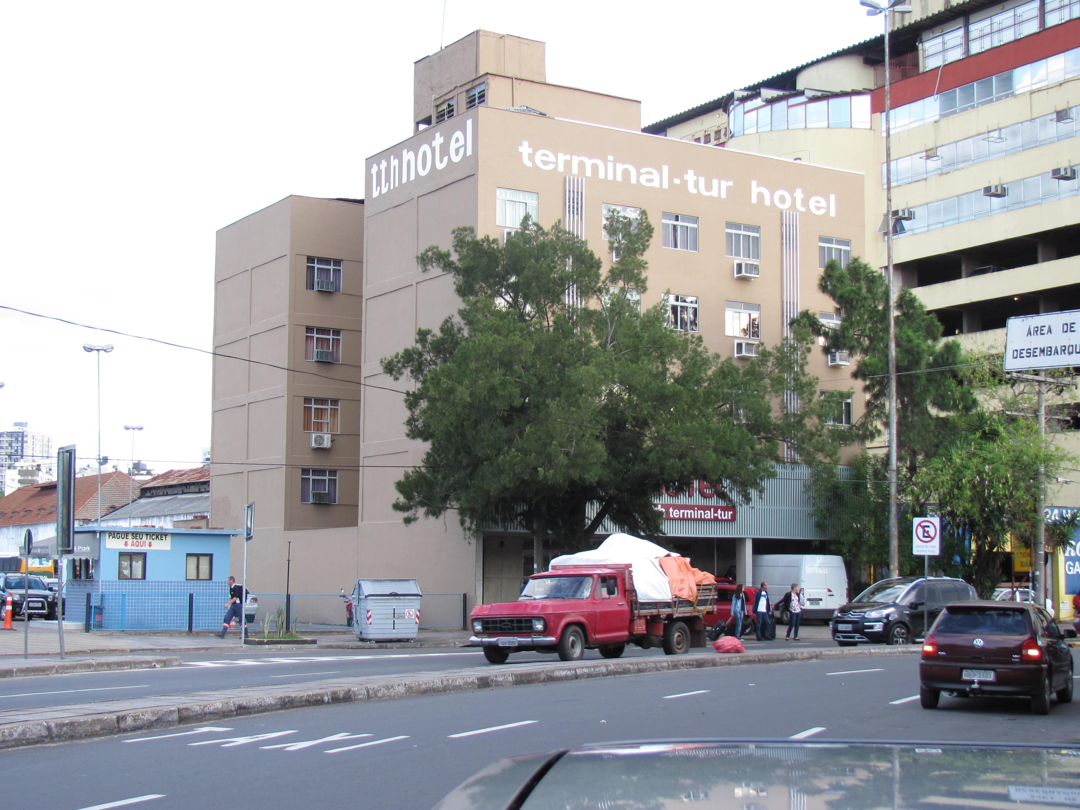 Preço de hotel em Porto Alegre