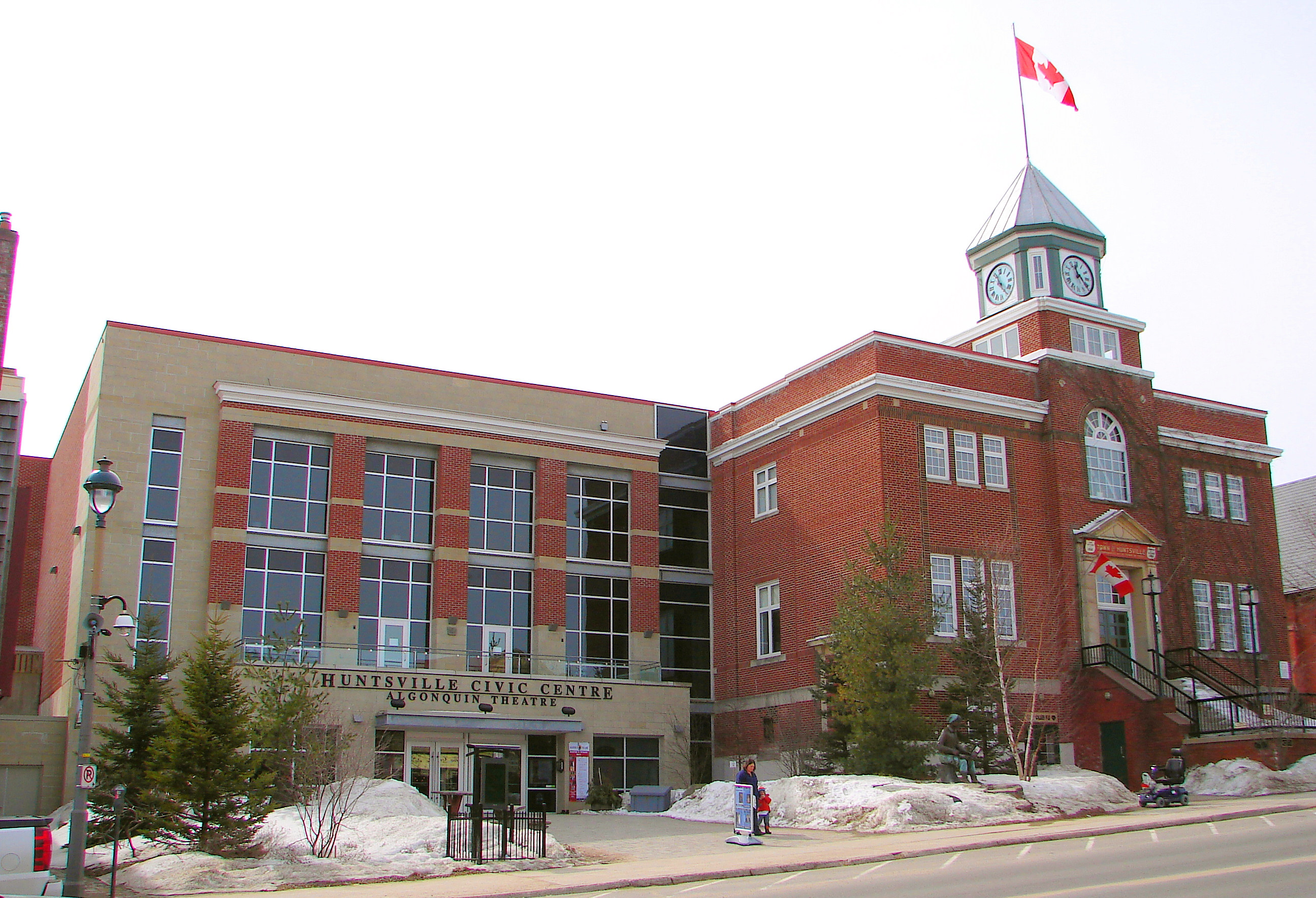 Image result for downtown huntsville ontario