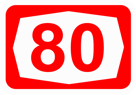 highway 80 israel wikipedia