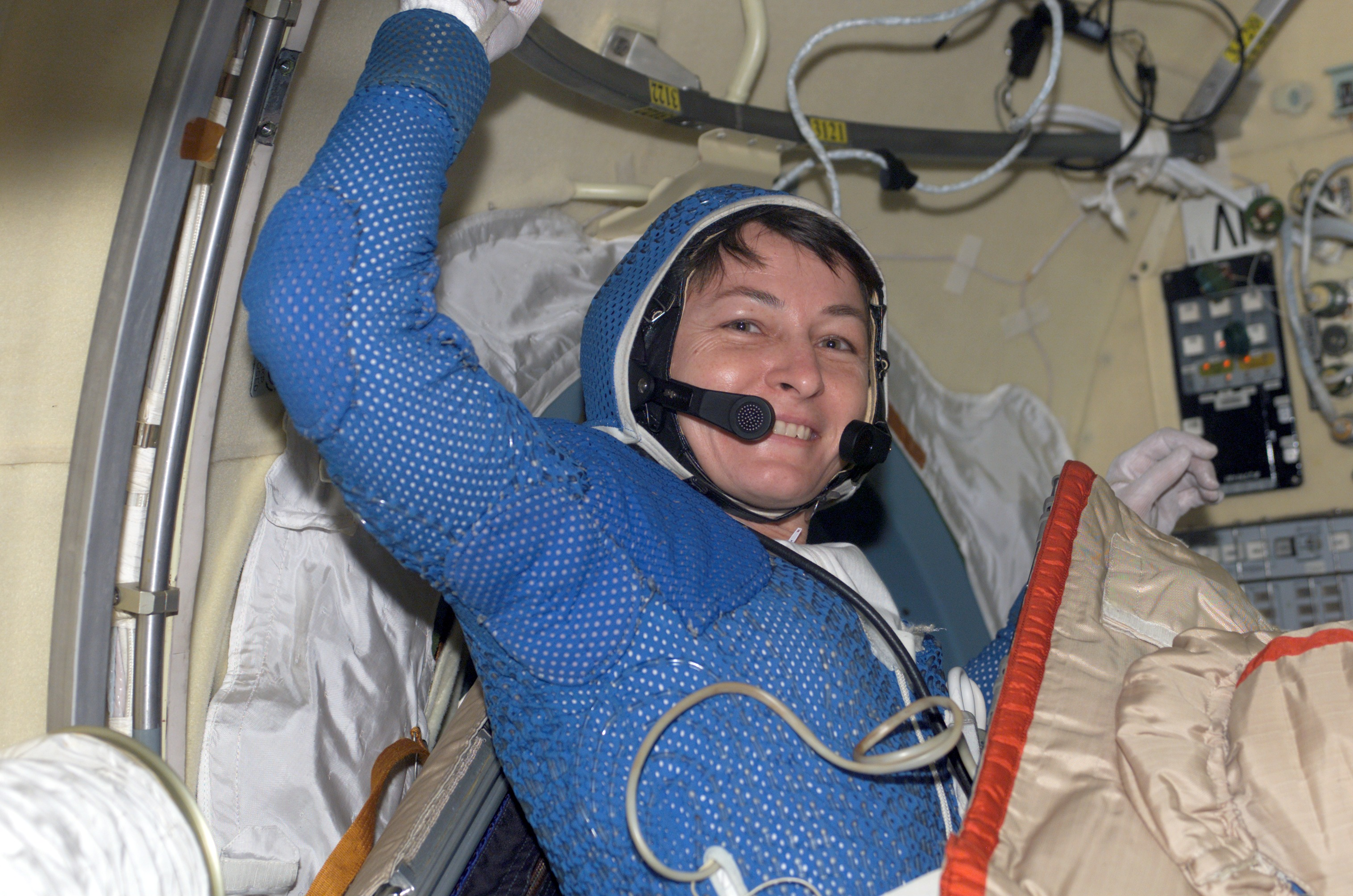 Image result for iss peggy whitson
