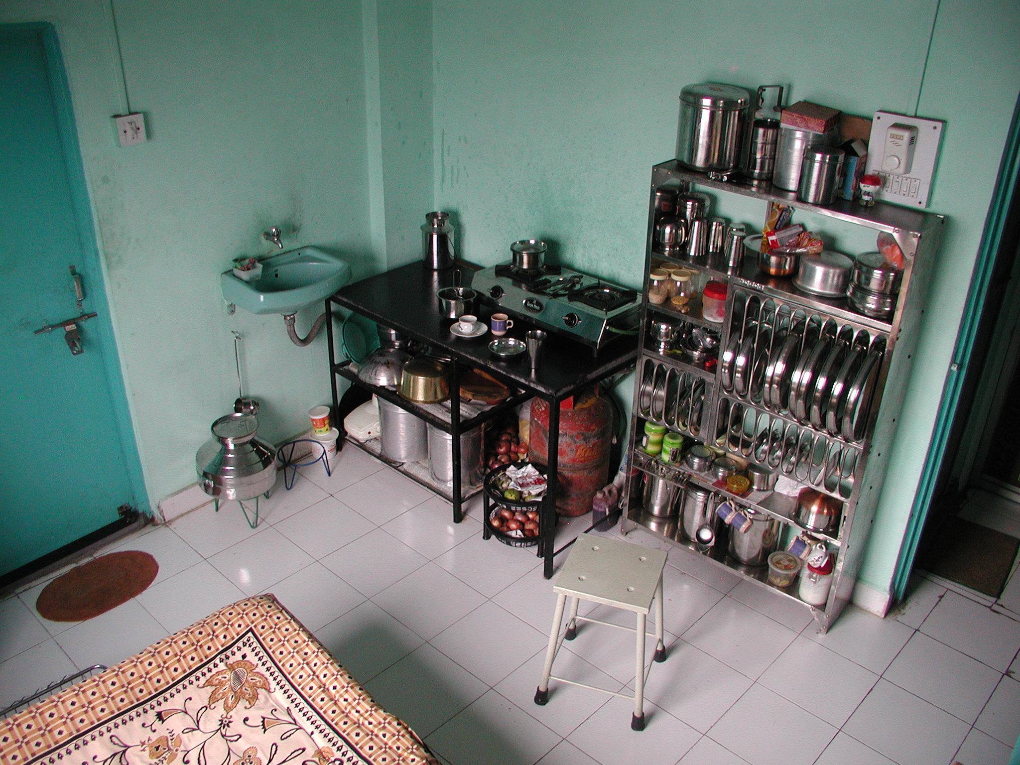 fileindian cuisine in householdjpg wikimedia commons