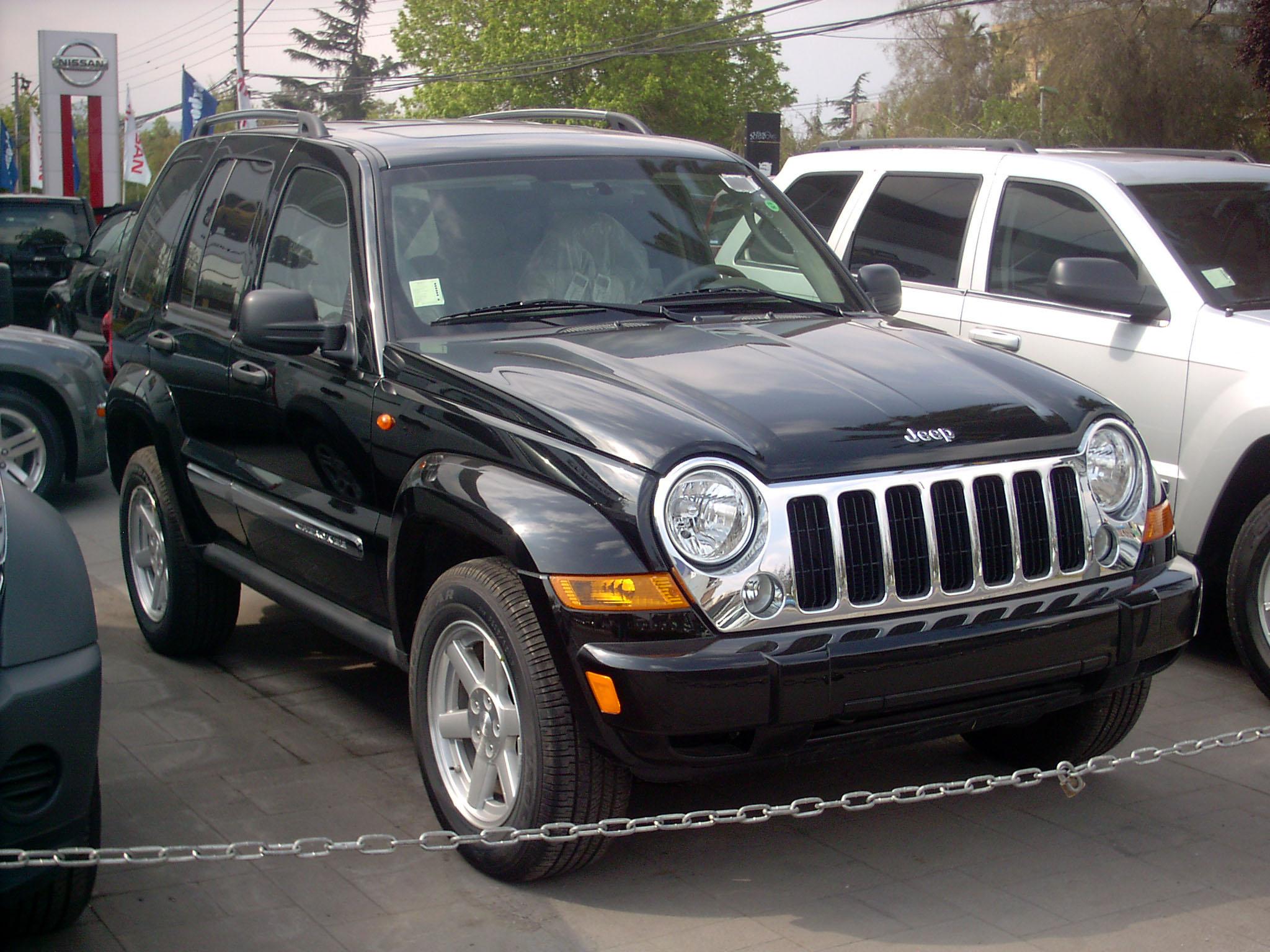 file:jeep cherokee 3.7l limited 2007 (10392857073) - wikimedia
