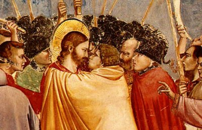 Image Result For Judas Betraying Jesus