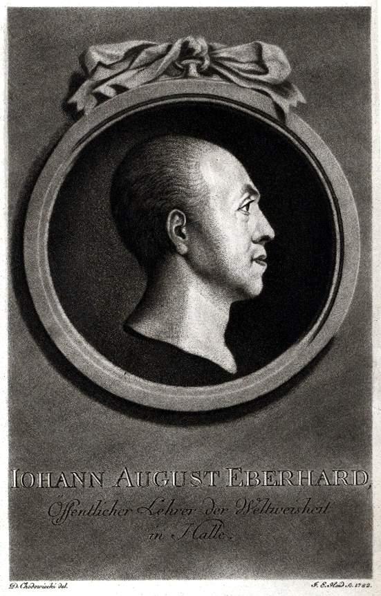 Johann Augustus Eberhard