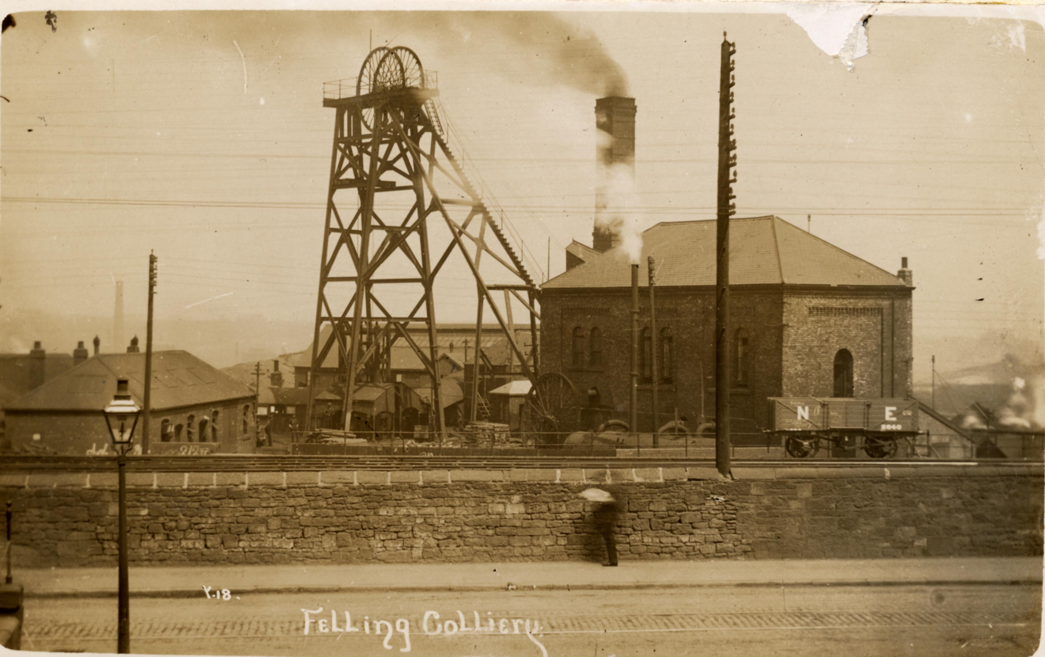 Felling Colliery  (1779 - 1931)