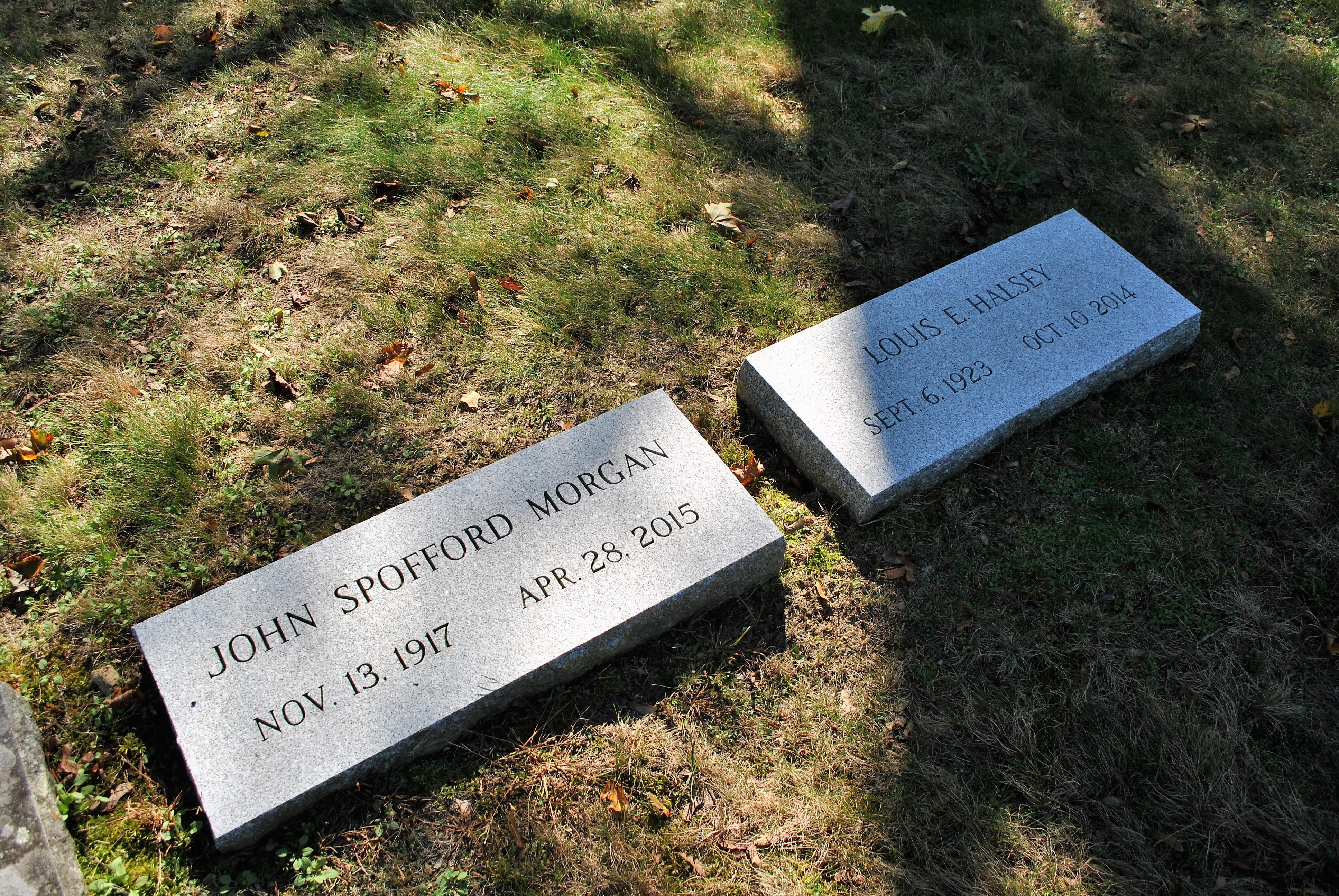 external image John_Spofford_Morgan_and_Louis_E._Halsey_tombstones.jpg