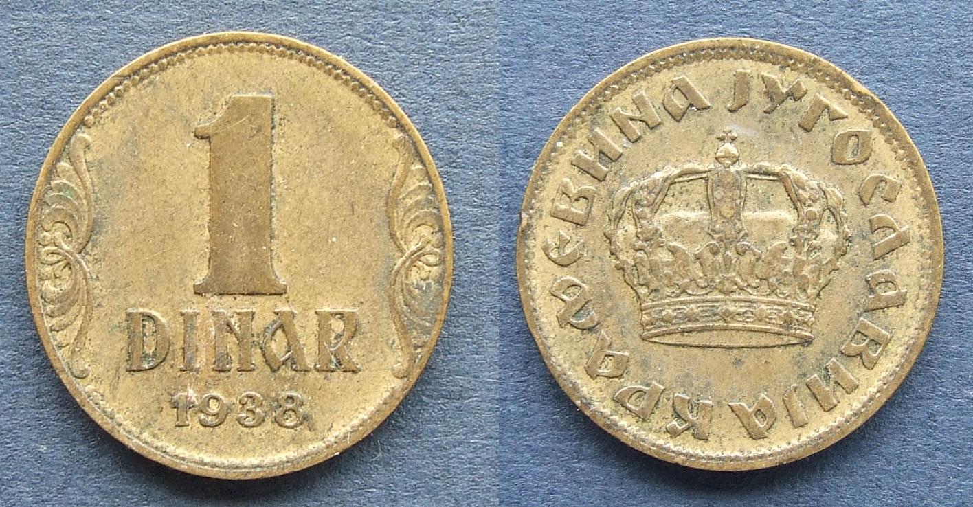 Jugoslawischer Dinar Wikipedia
