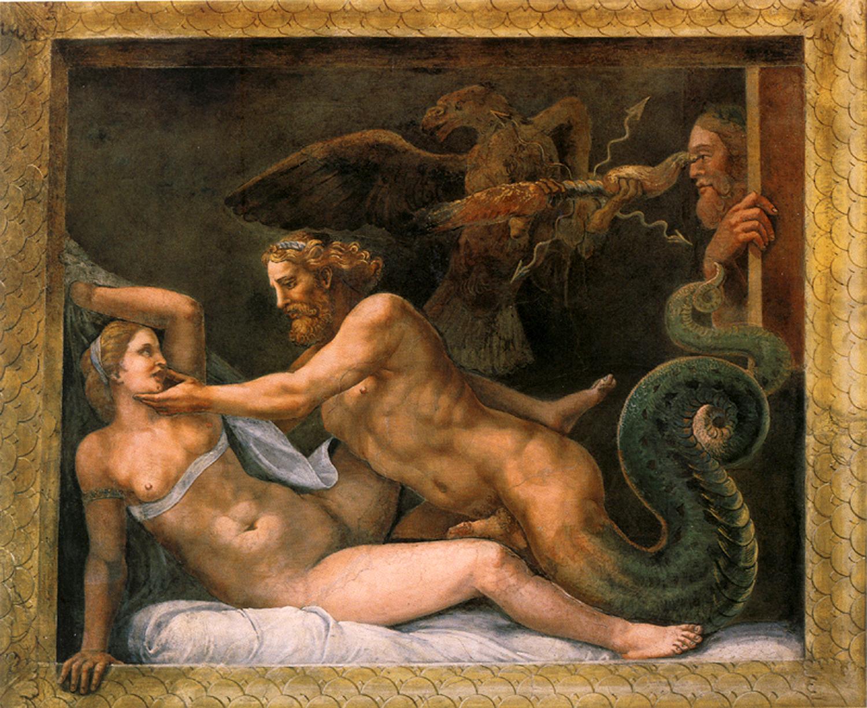 Фото порно древних людей