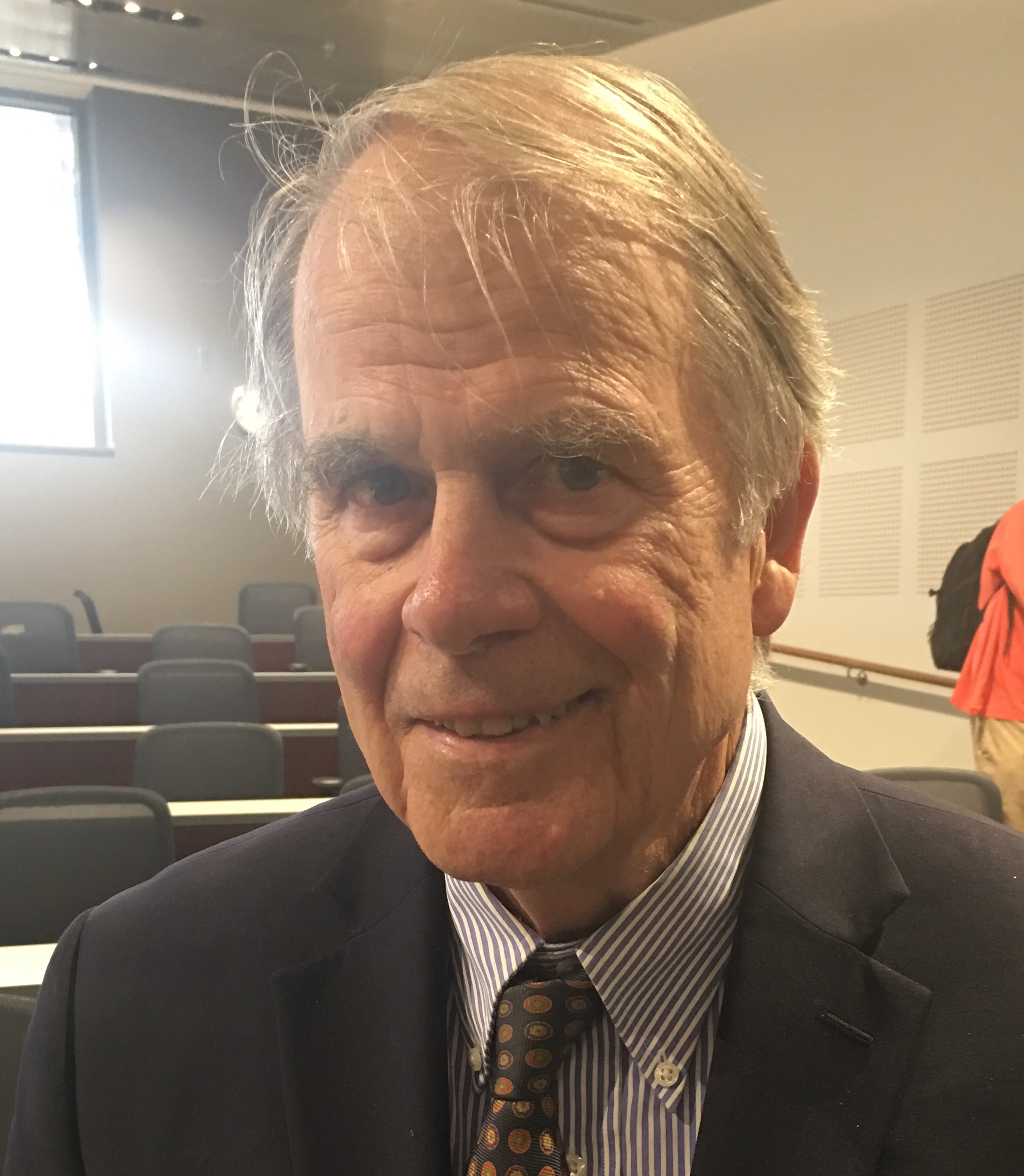 Justice Armstrong in 2017