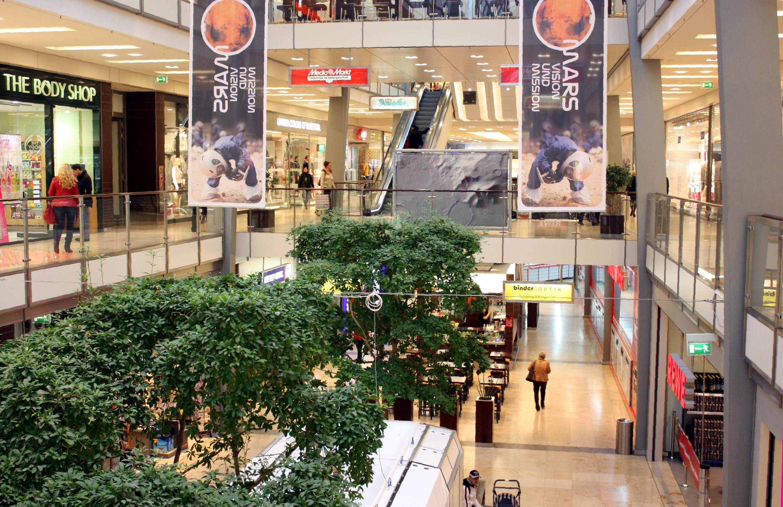 Karlsruhe Shopping
