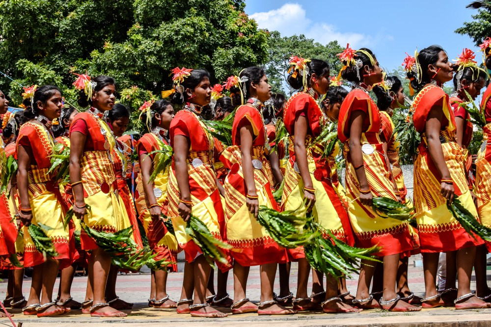 Karma Festival of Orissa