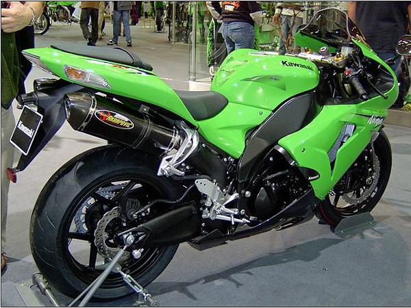 Kawasaki ZX-10R Picture