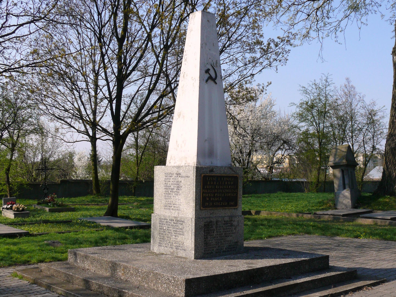 Pomnik Armii Czerwonej w Kole