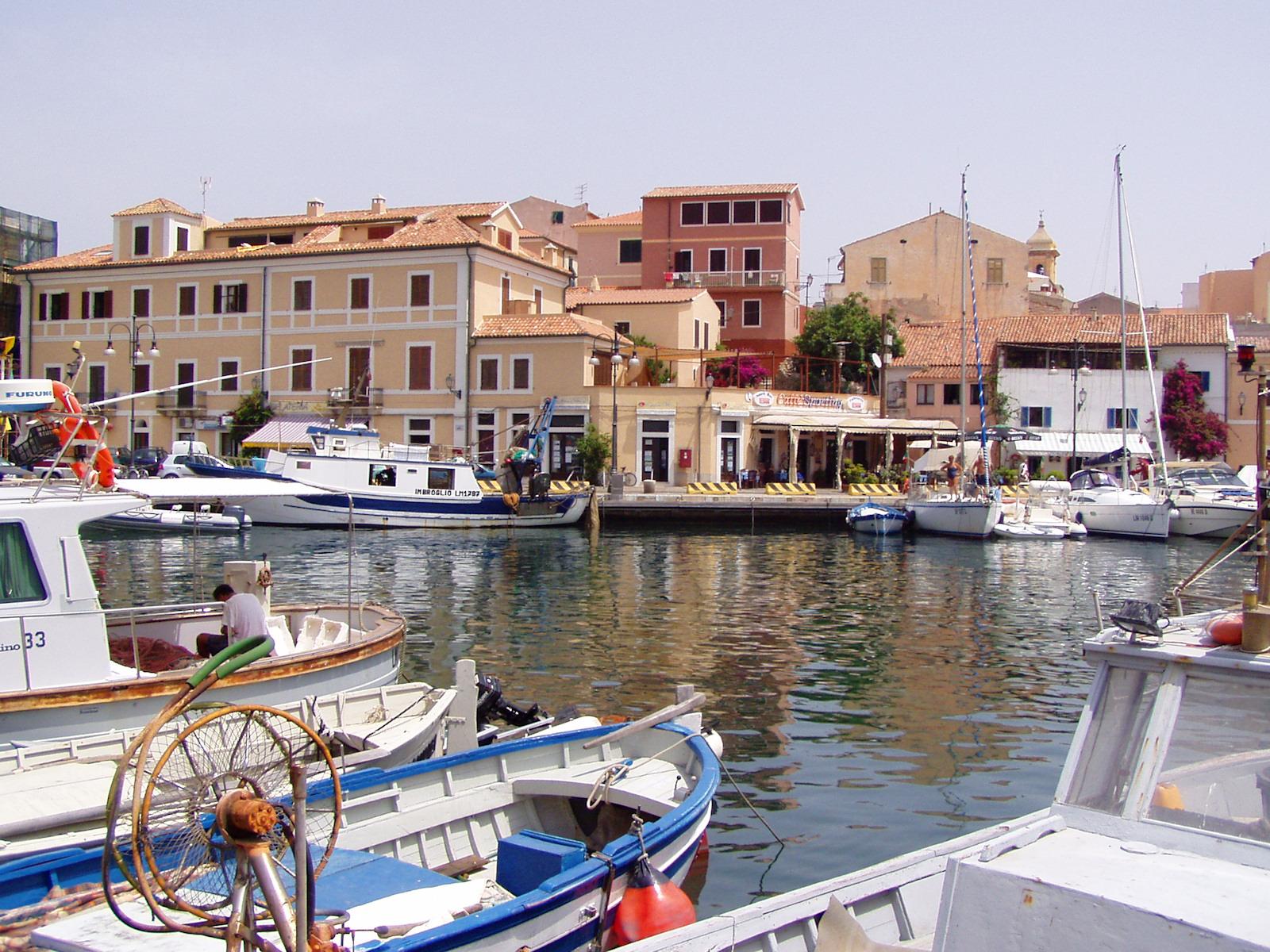 La Maddalena Isola