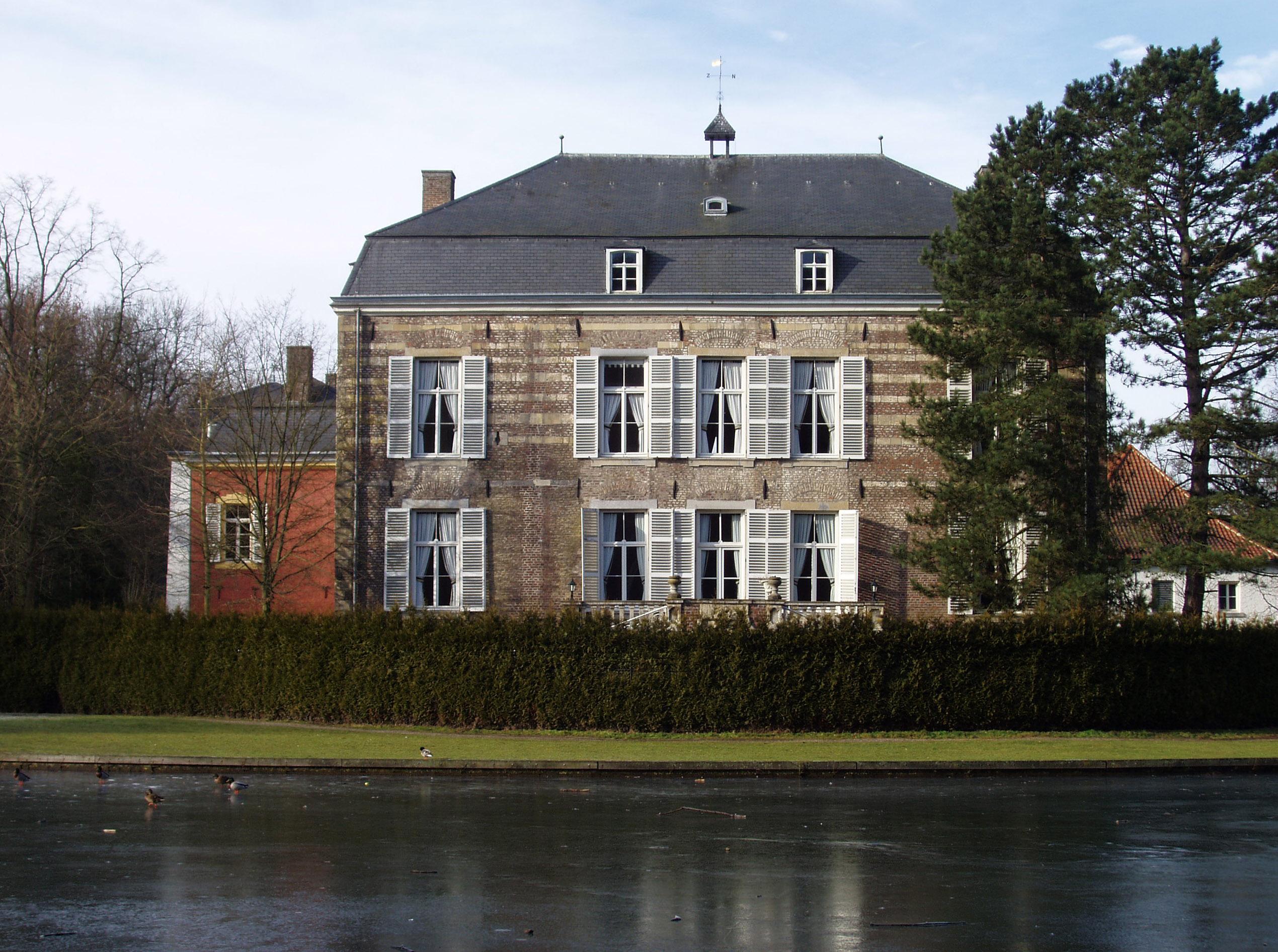 Kastelen Limburg
