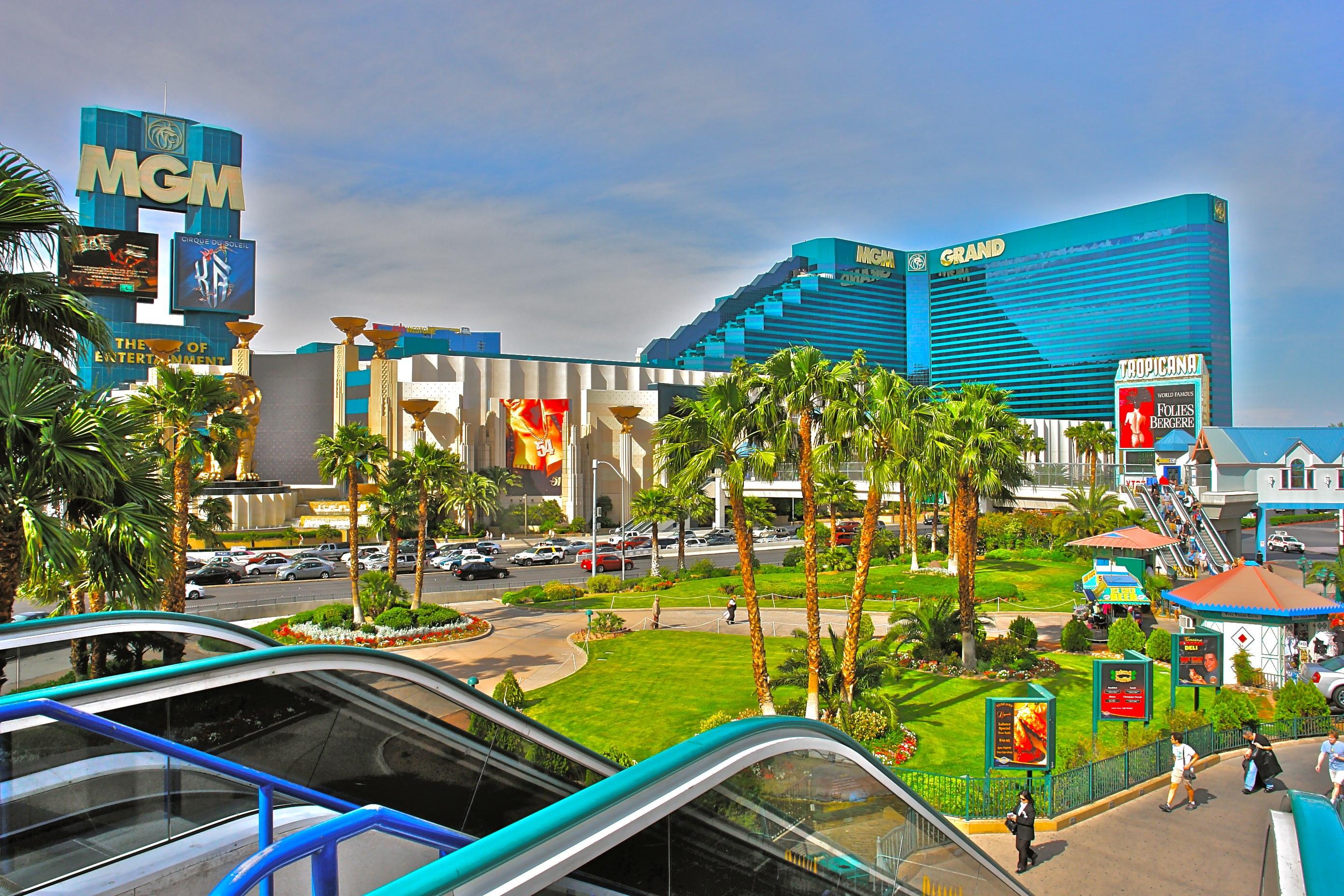 Mgm Grand Hotel Casino Las Vegas