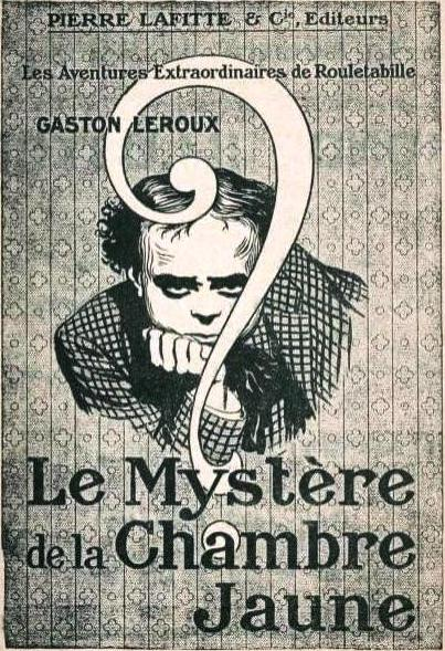 Image illustrative de l'article Le Mystère de la chambre jaune