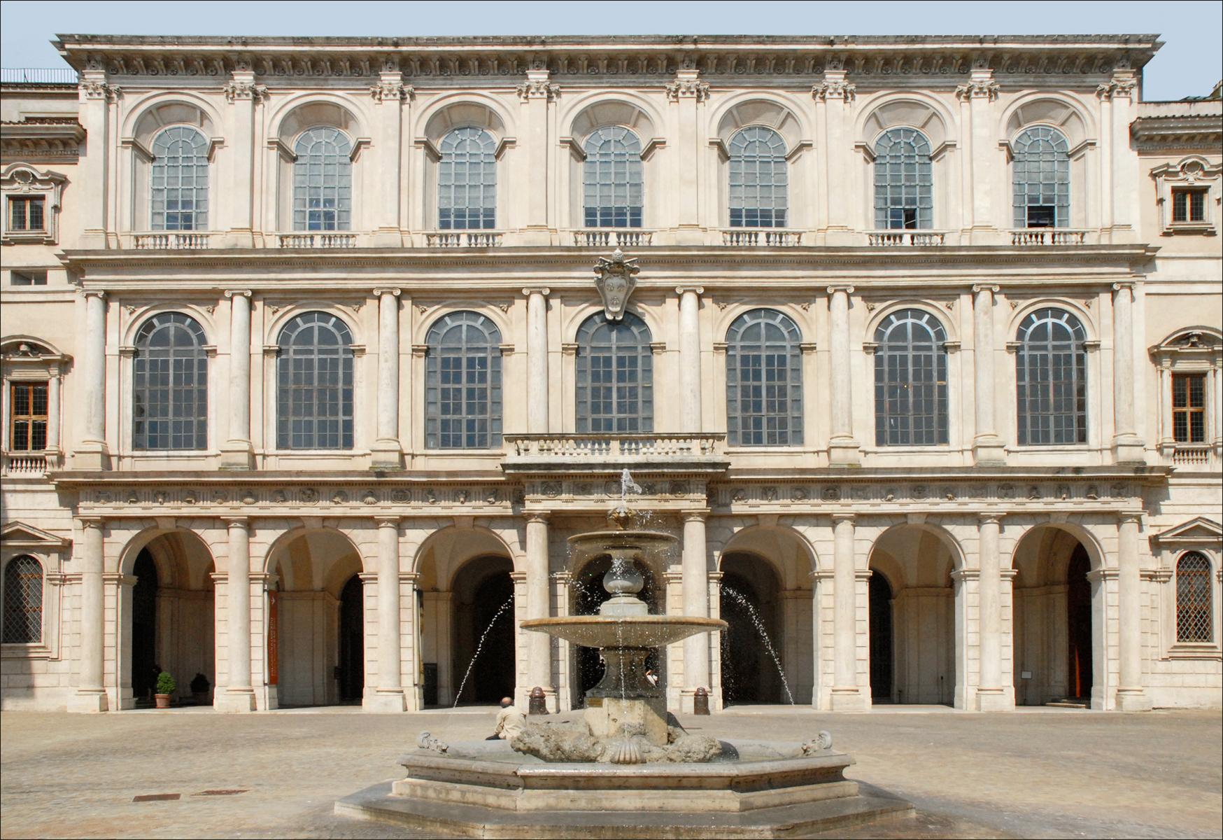 palais barberini rome r servez des tickets pour votre visite. Black Bedroom Furniture Sets. Home Design Ideas