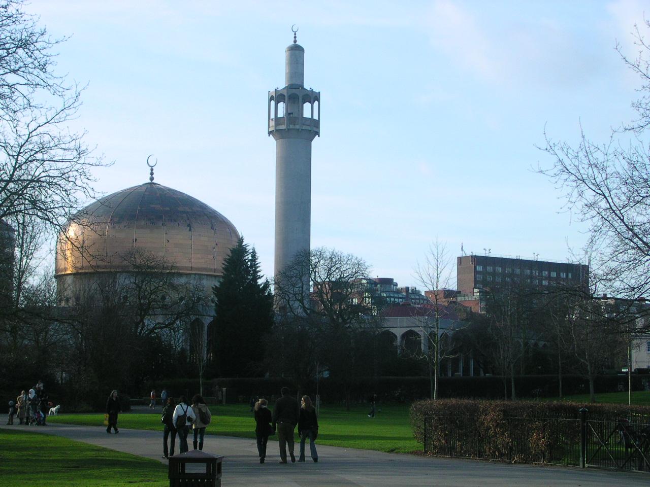 London: Centralna mošeja