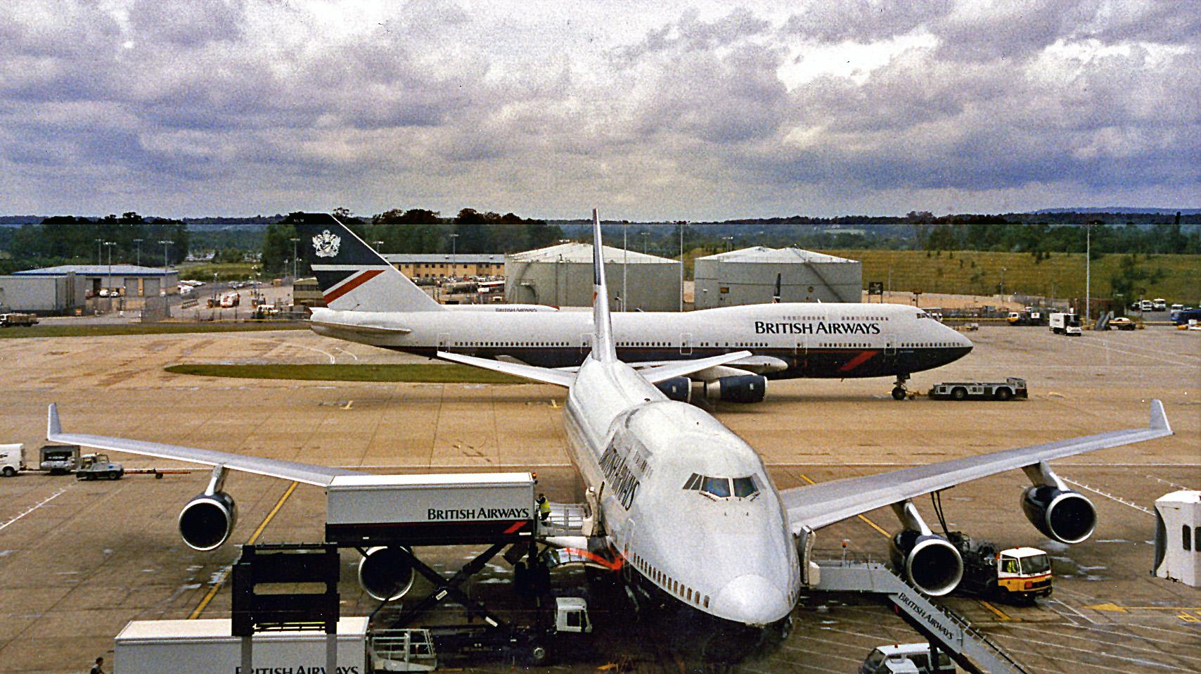 Resultado de imagen para Boeing 747-400 retro BOAC